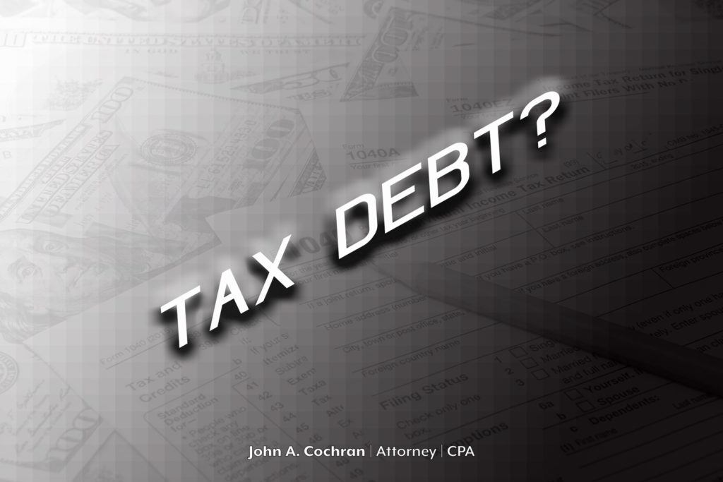 Tax Evasion - IRS & Tax Lawyer - Estate Planning Attorney - Greensburg PA